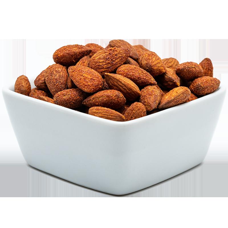 Buffalo Almonds nuts 800px
