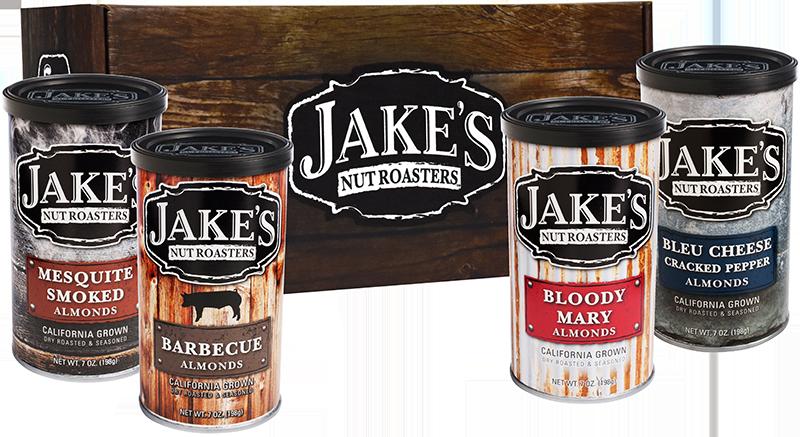 Jakes Gift Box Set 4 sm