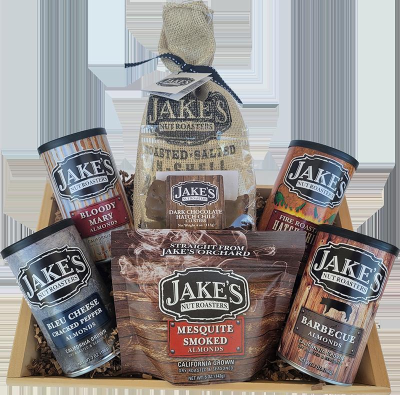 Straight Up Jakes Gift Box sm